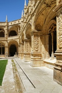 Jeronimos klooster in Belem