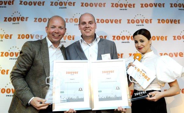 Winnaar Zoover Awards