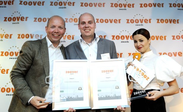 Winnaar Zoover Awards