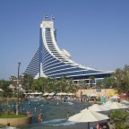 The Jumeirah Beach Hotel