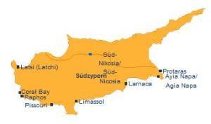 Kaartje Cyprus