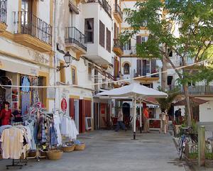 Ibiza stad goeie