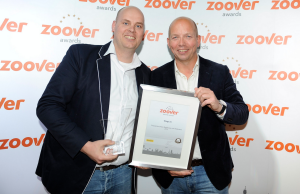 Zoover Award Winnaar Robert