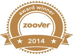 Zoover Award Winnaar