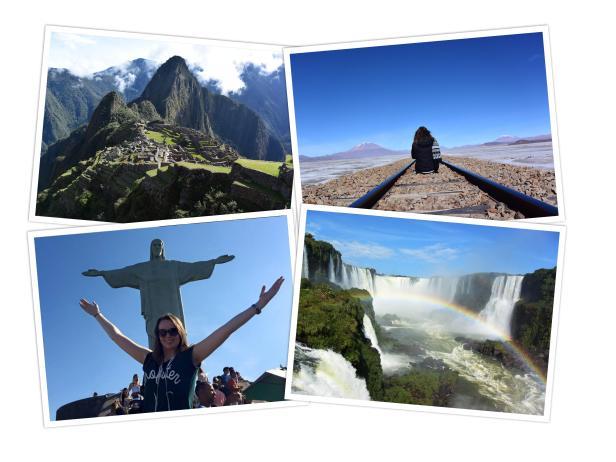 Foto Zuid Amerika mooiste reis